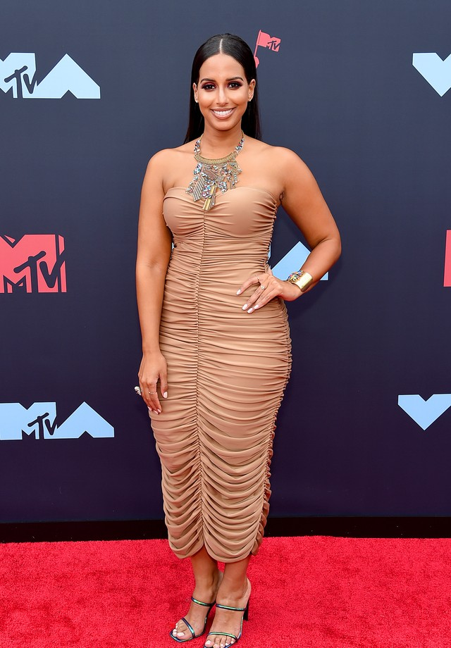 Nessa (Foto: Getty Images for MTV)