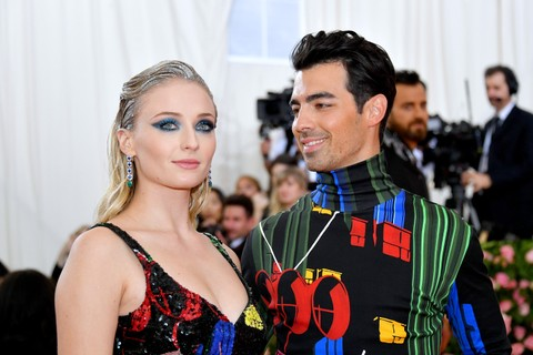 Sophie Turner e Joe Jonas