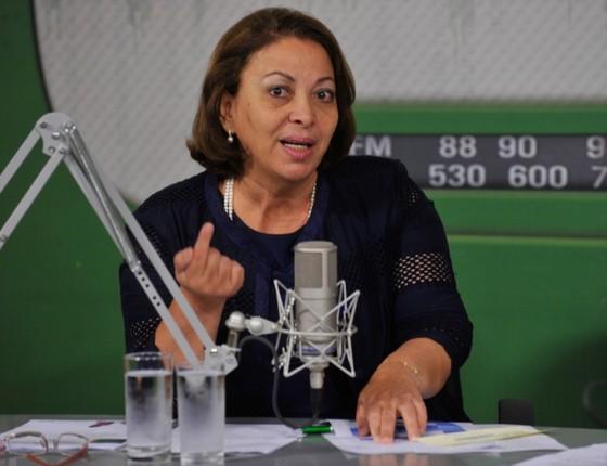 Ideli Salvatti (Foto: Elza Fiúza/ABr)