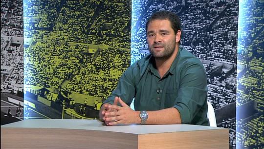 Camarote com o Presidente do Coritiba Foot Ball Club, Samir Namur