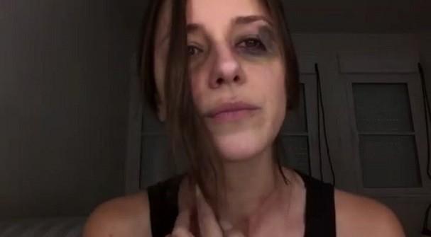 Trecho do vídeo postado pelo humorista (Foto: Instagram/Reprodução)