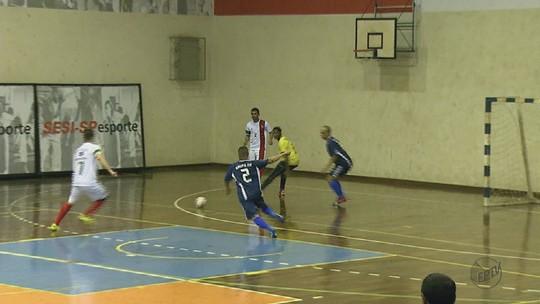 Brotas vence em duelo de 12 gols; veja resultados da Taça EPTV Central
