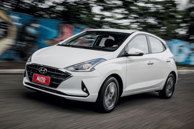 Hyundai HB20 2020 (Foto: Raphael Munhoz)