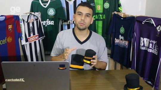 Esquadrão do Campeão vai de base do líder Corinthians para mitar na rodada #11