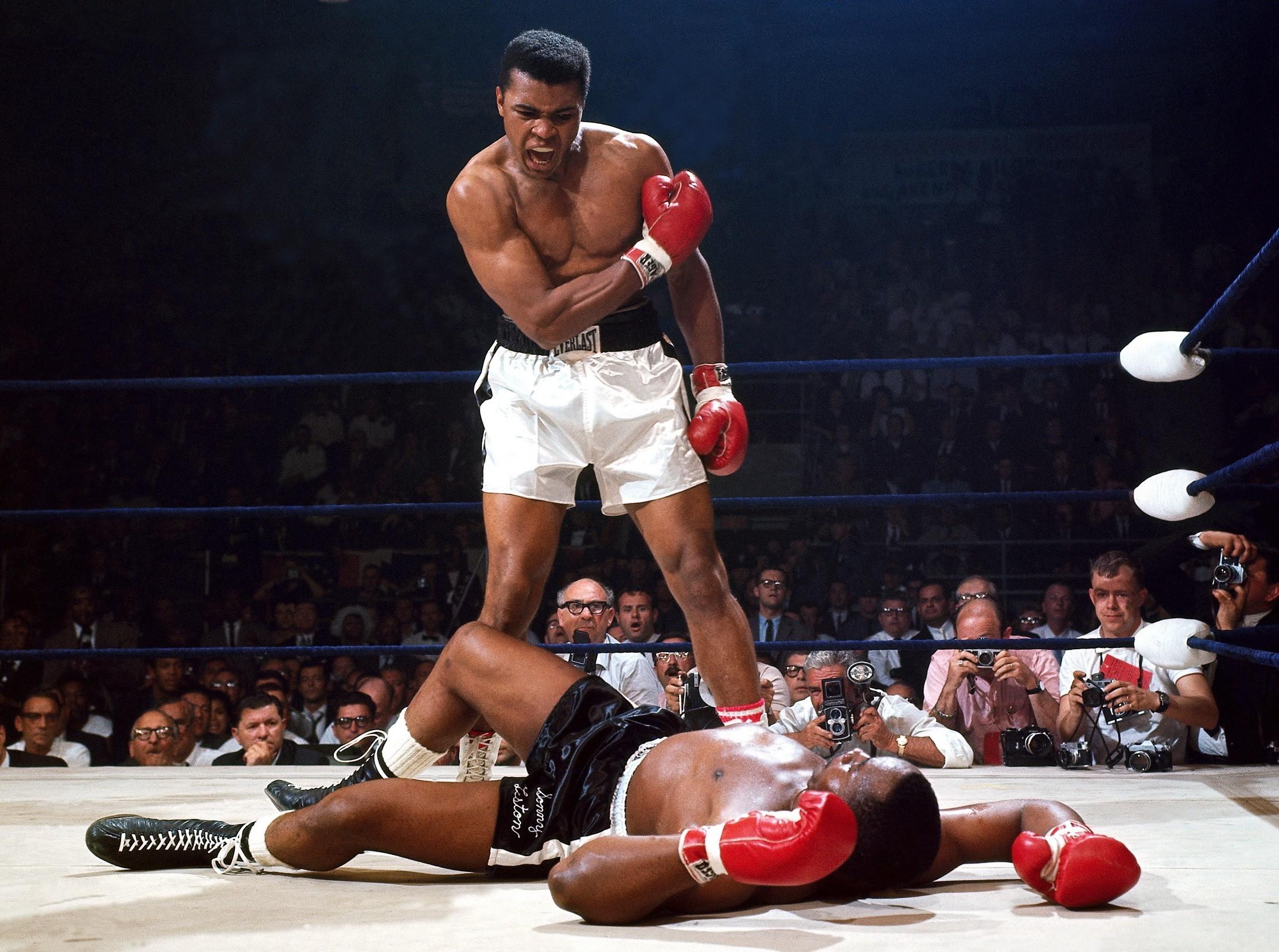 Jornalista relembra conquista do cinturão que fez Cassius Clay se ...