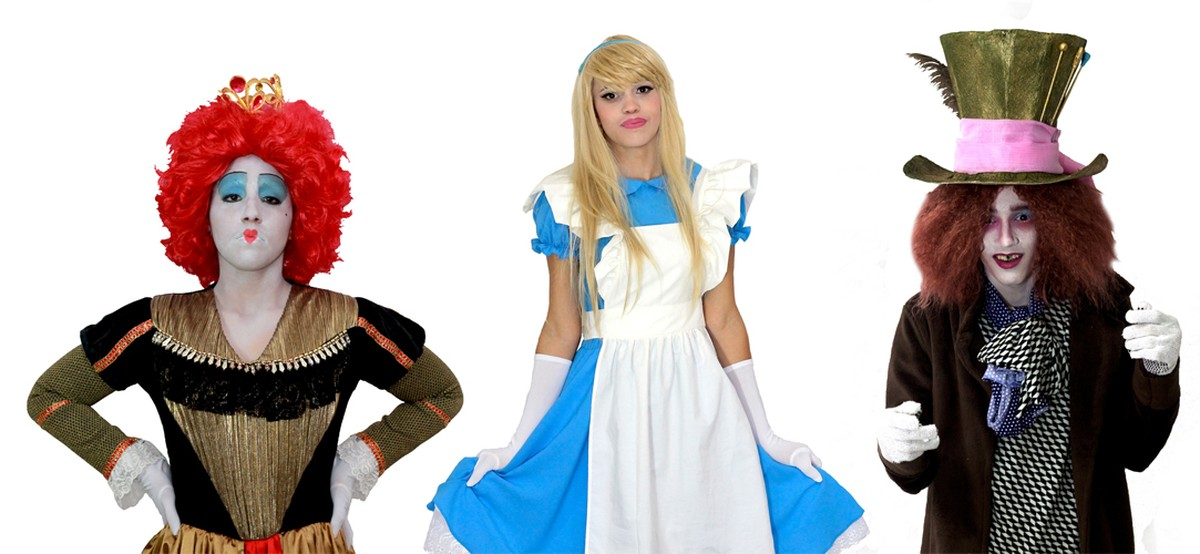 Espetáculo 'Alice no País das Maravilhas' será encenado em Santa Cruz do Capibaribe
