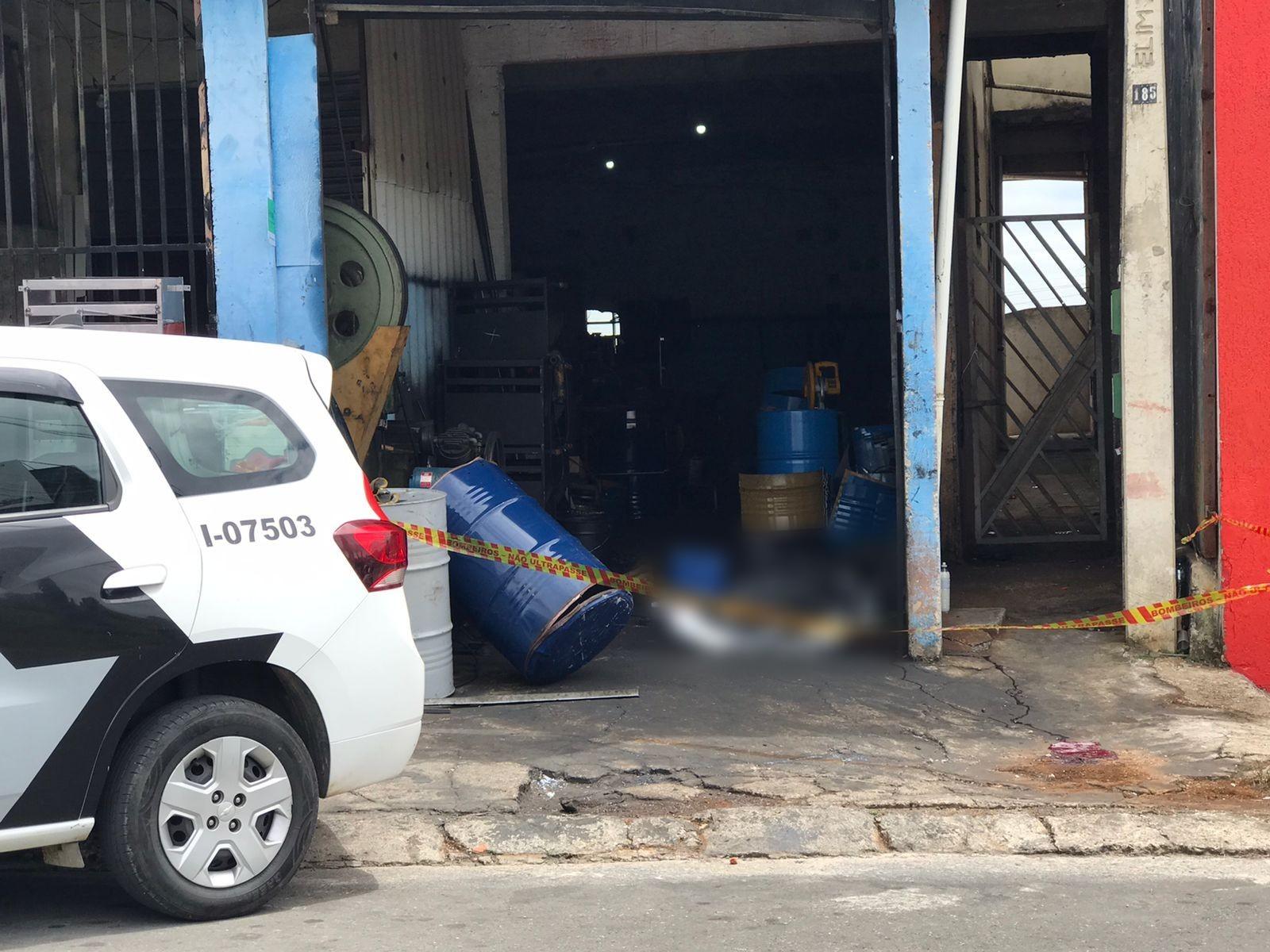 Explosão dentro de fábrica de churrasqueiras mata funcionário em Sorocaba