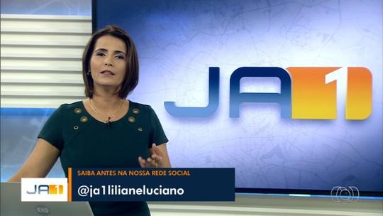 Siga a Lilian Lynch e o Luciano Cabral nas redes sociais e fique por dentro do JA1