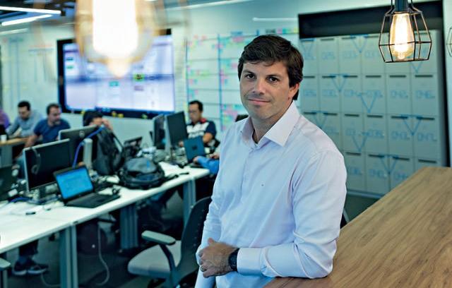 Gabriel Ferreira, diretor executivo de varejo, digital e estratégia corporativa (Foto: Claus Lehmann)