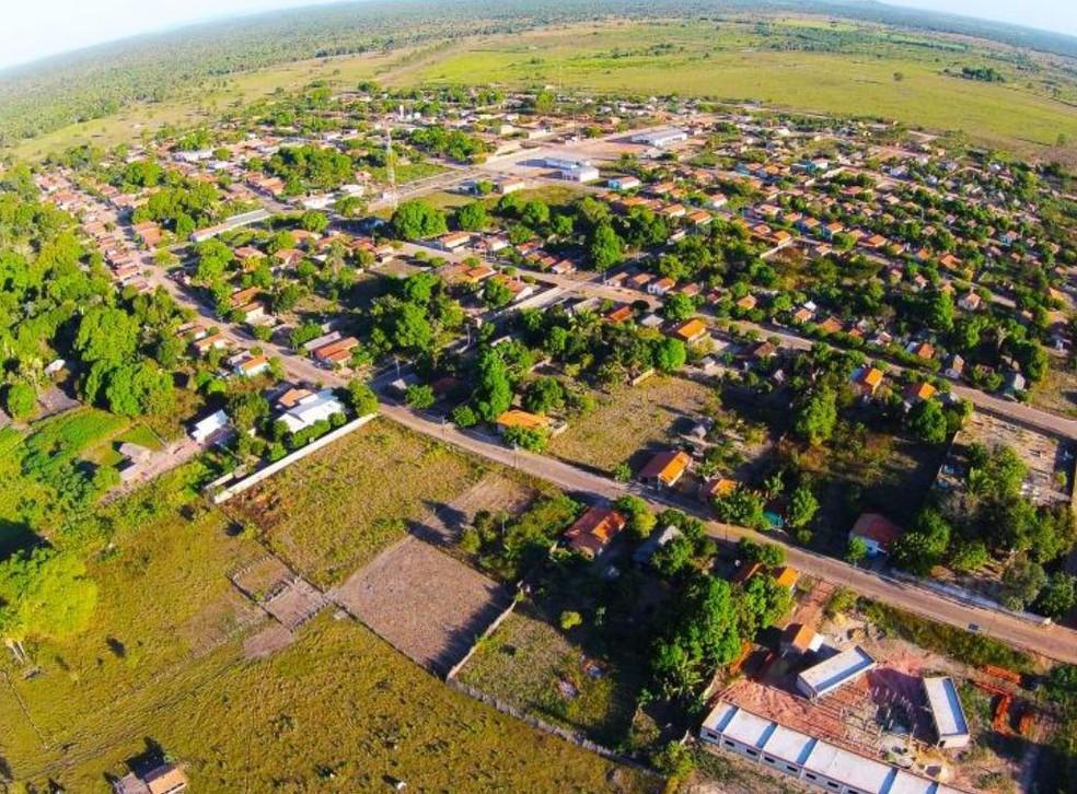 Crime foi em Carrasco bonito, na região norte do estado — Foto: Prefeitura de Carrasco Bonito/Divulgação