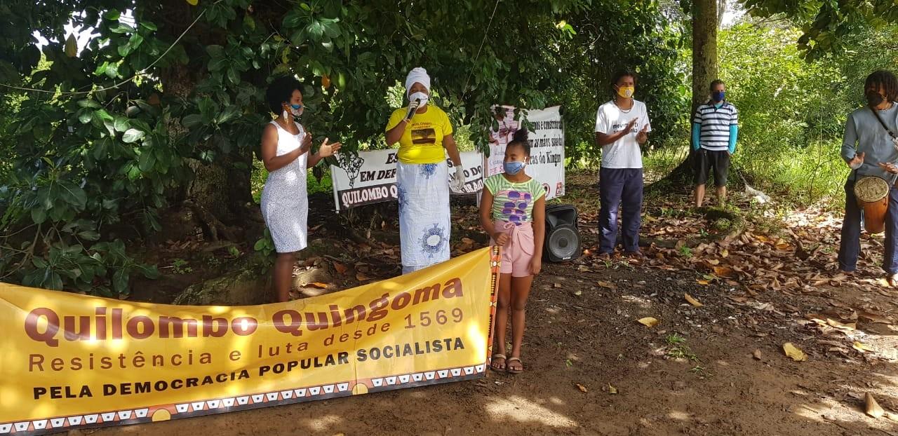 Defensoria Pública da União entra com ação para impedir construção de estrada em área quilombola em Lauro de Freitas