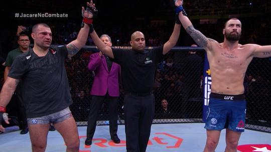 Melhores momentos da luta entre Maurício Shogun x Paul Craig - UFC São Paulo