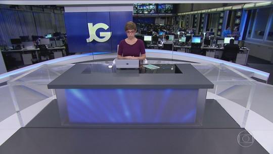 Jornal da Globo - Edição de quarta-feira, 20/02/2019