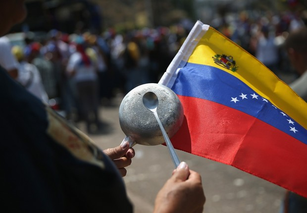 Venezuela (Foto: John Moore/ Getty Images)
