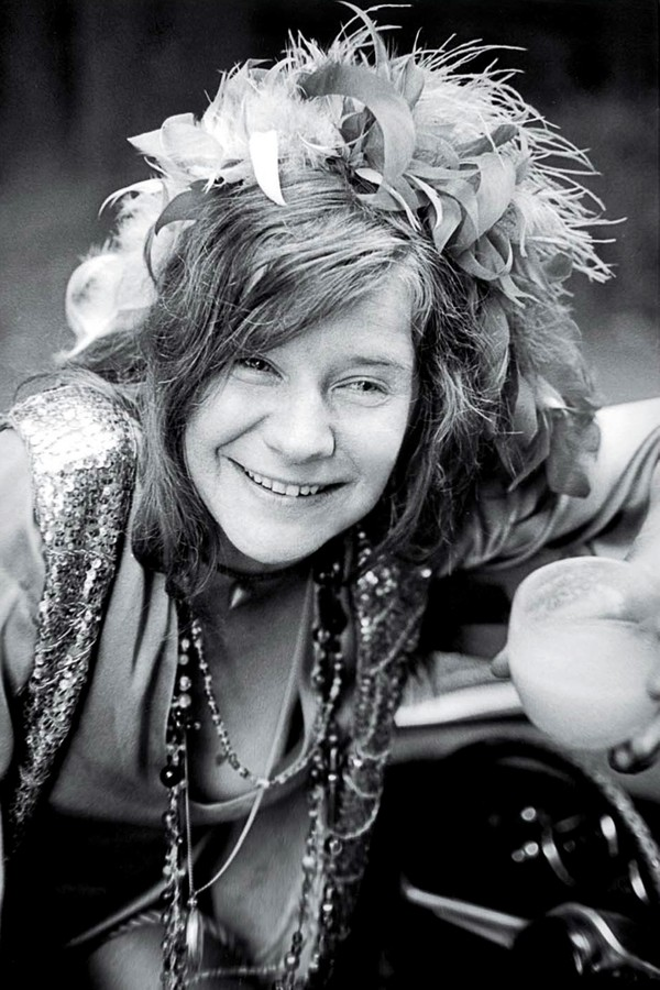 Janis Joplin (Foto: Getty Images)