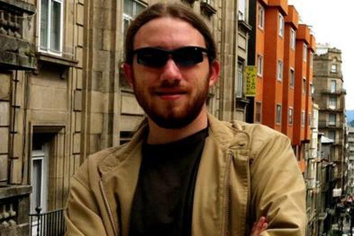 Adrian Laubisch falou com exclusividade à coluna Geração Gamer (Foto: Arquivo Pessoal)