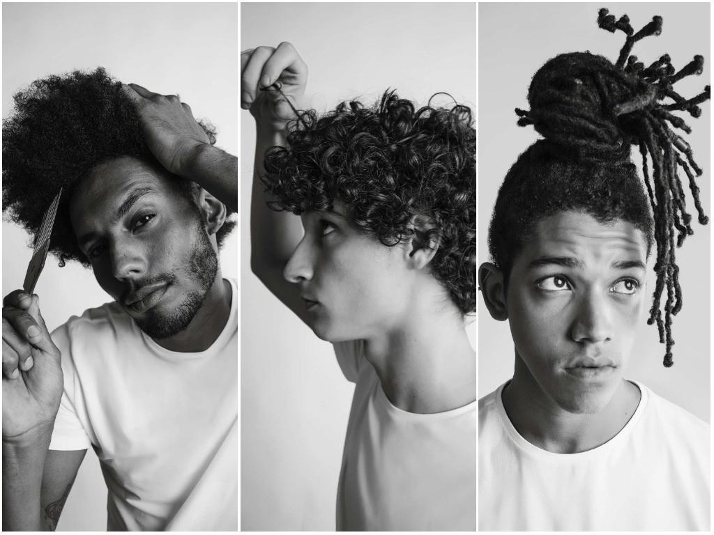 Solte os cabelos e deixe crescer - para cima (Foto: V)