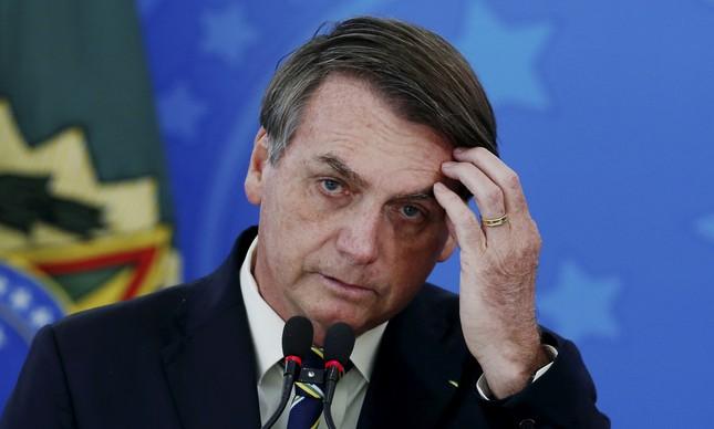 Bolsonaro não poderá levar adiante intenção de convocar população contra quarentena