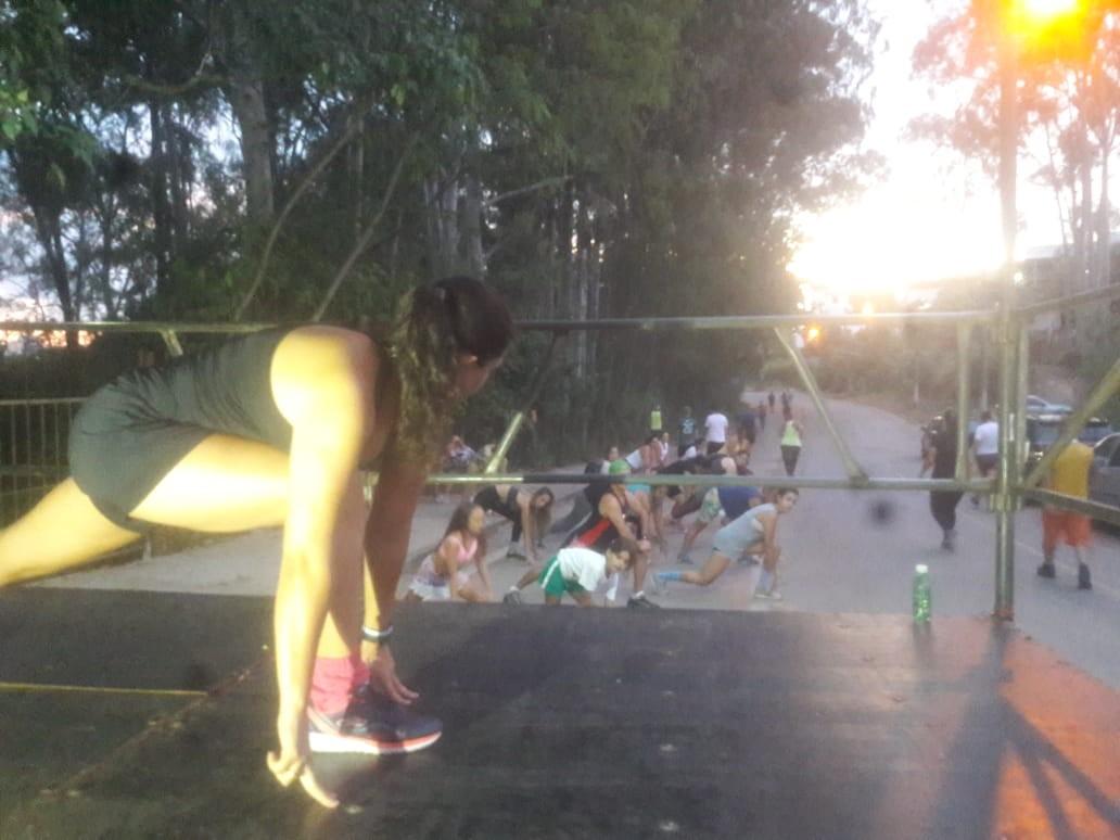 Agita Verão chega à Praça da Bíblia em Divinópolis