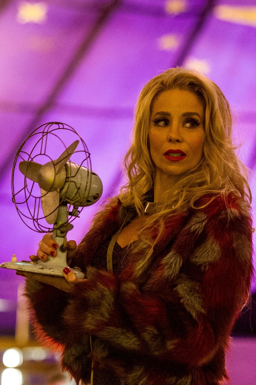 Danielle Winits está em 'Veneza', de Miguel Falabella