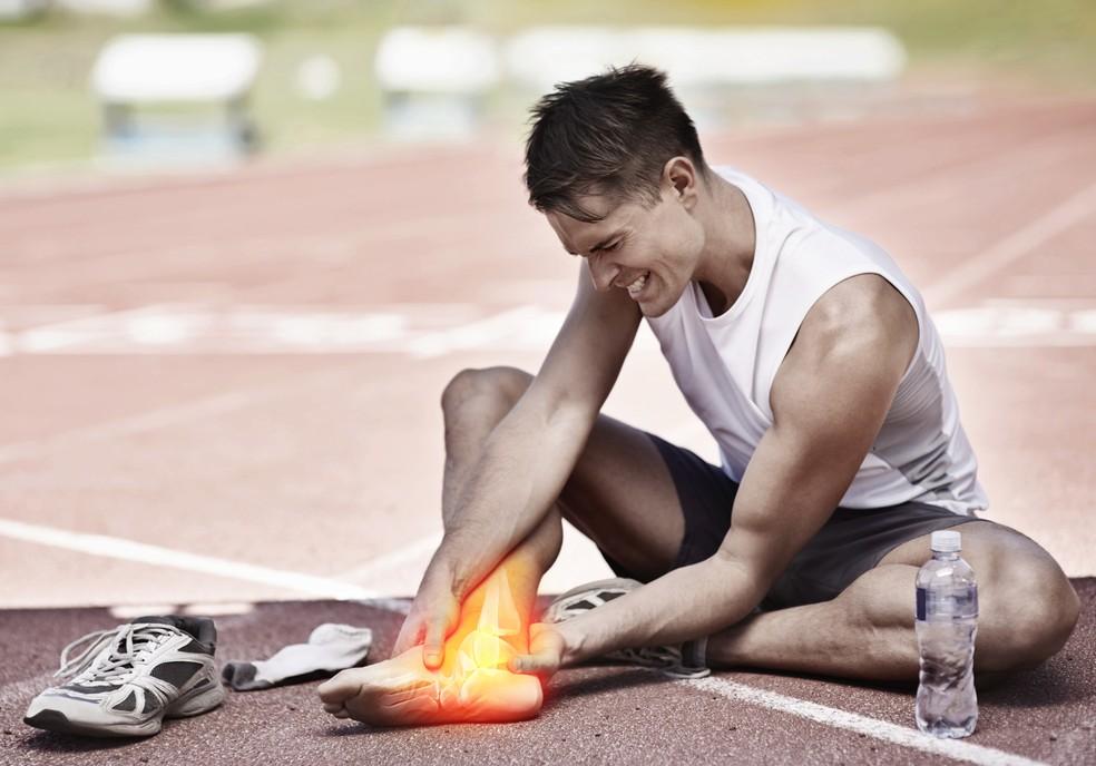 Aumento da prática de esportes de impacto fez crescer o número de casos de osteoartrite (Foto: iStock Getty Images)