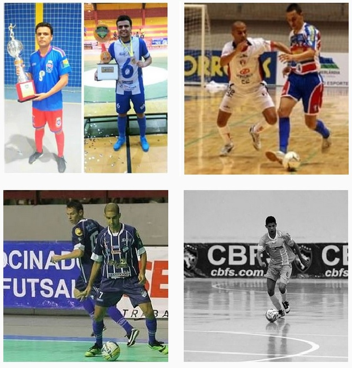 Itabaiana Futsal  Bebeto f20f77fe7c3e0