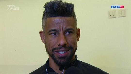Leo Moura nega barração no Grêmio por falar em encerrar carreira no Fla