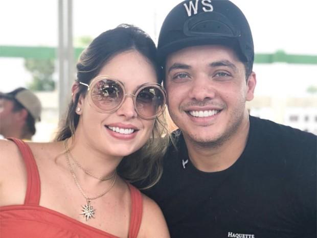Thyane Dantas e Wesley Safadão (Foto: Reprodução/Instagram)