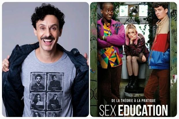 Ivan Parente indica Sex Education (Foto: Reprodução/Instagram)