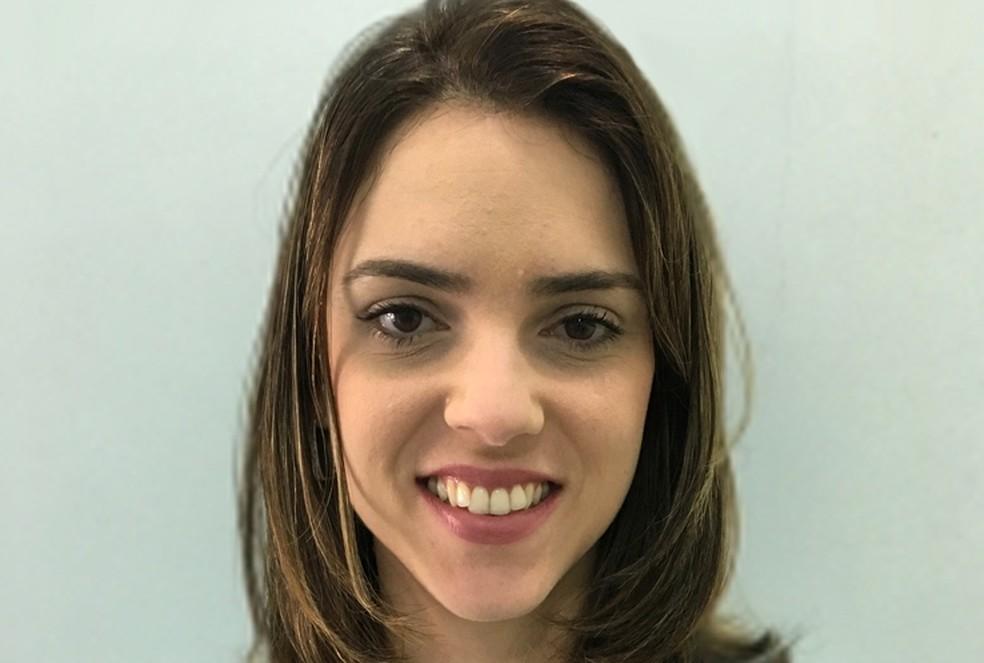 Médica Milena Gottardi Frassom (Foto: Arquivo Pessoal)