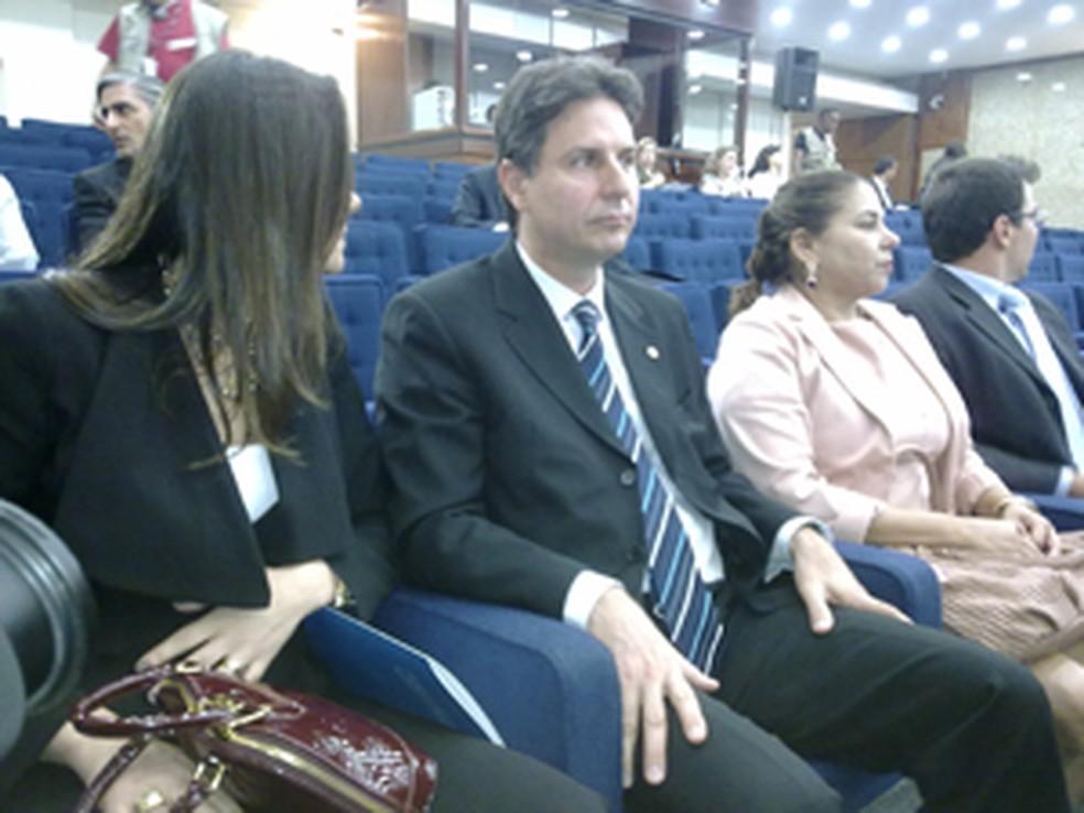 Ex-procurador-geral de Justiça do DF, Leonardo Bandarra — Foto: Débora Santos/G1