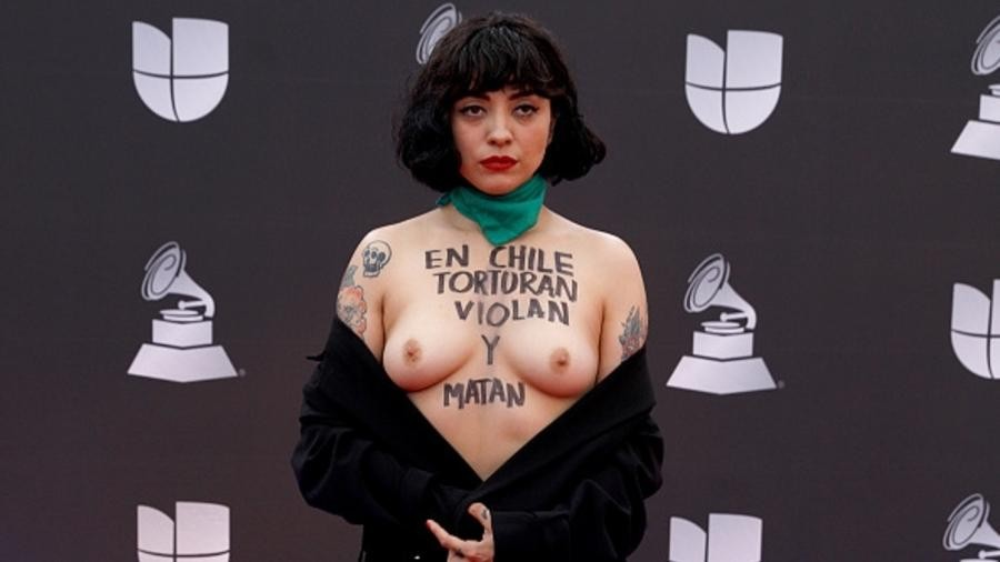 Mon Laferte (Foto: Getty Images)