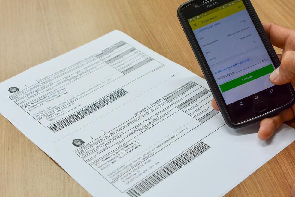 Desde setembro, valores a partir de R$ 2 mil podem ser pagos em qualquer banco (Foto: Prefeitura de Boa Vista/Divulgação)