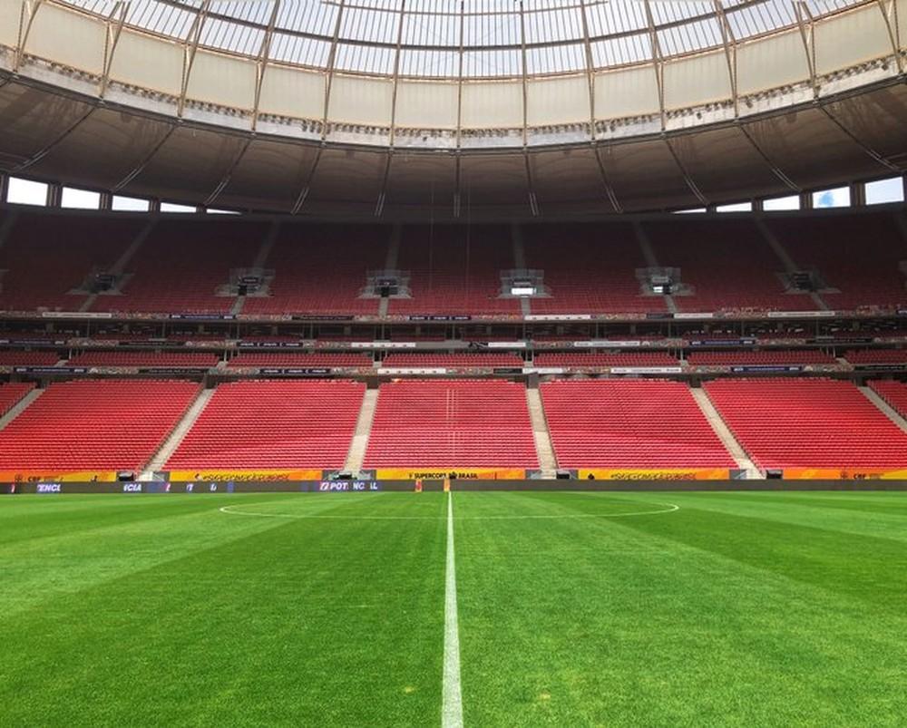 Flamengo recebe aval para jogo contra o Palmeiras em Brasília e define programação para semana fora do Rio