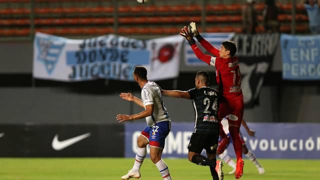 Gilberto tem três gols marcados em três partidas pelo Bahia