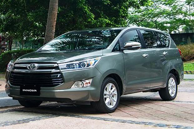 Toyota Innova  (Foto: Divulgação)