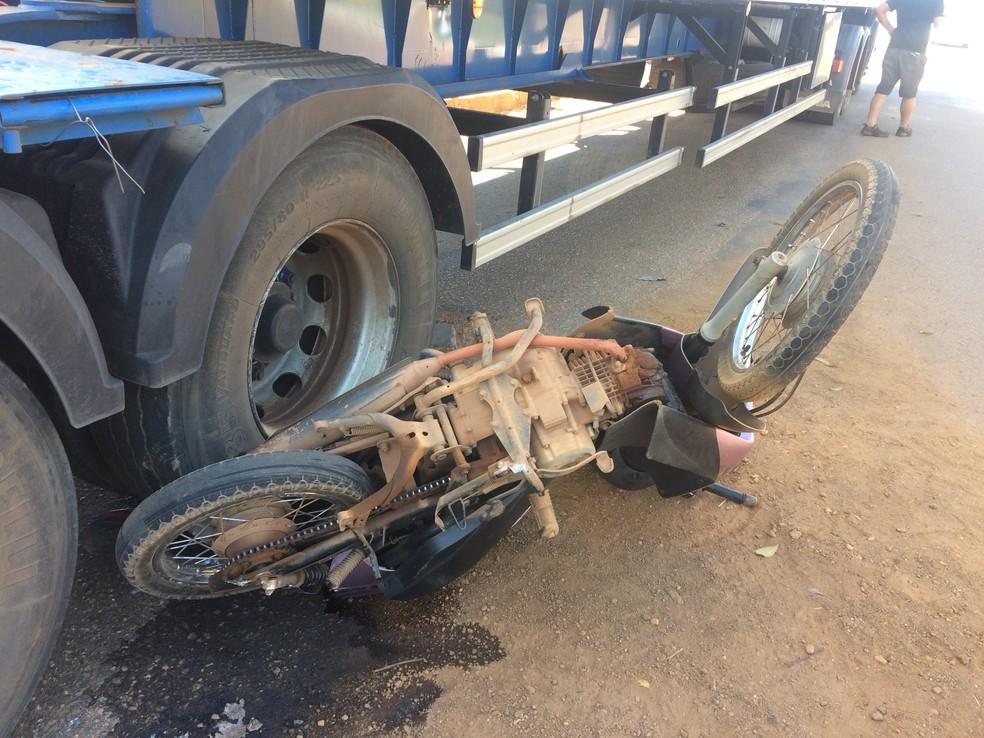 -  Grande parte dos acidentes, registrados em Porto Velho, envolvem motocicletas, segundo o Detran  Foto: Foto ilustrativa/Hosana Morais