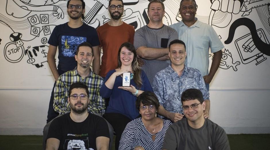 Em 2016, a equipe bHave conduziu um crowdfunding, que foi o pontapé inicial do projeto como empresa (Foto: Sebrae)