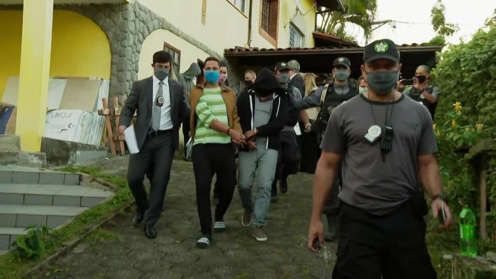 filhos - Cantora Flordelis é apontada como mandante do crime contra o marido Pastor Anderson do Carno, no Rio de Janeiro - minuto barra