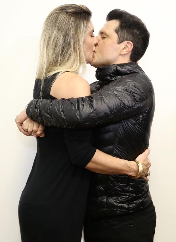 Mirella Santos e Wellington Muniz (Foto: Manuela Scarpa/Brazil News)