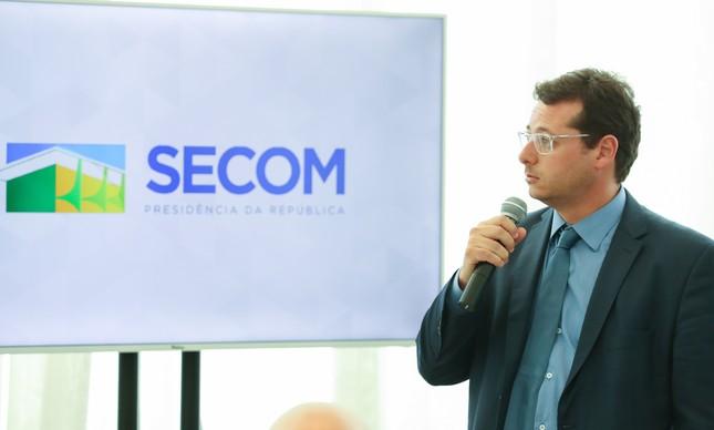 Secretário Especial de Comunicação Social, Fabio Wajngarten