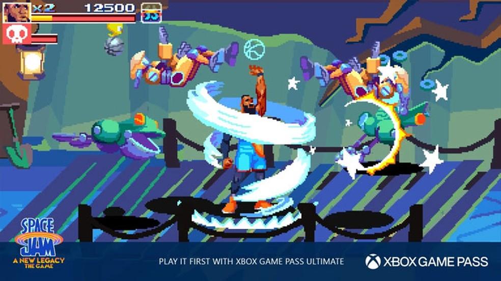 Space Jam: A New Legacy The Game será uma aventura retrô beat'em up nos moldes dos fliperamas e consoles de 16 Bits — Foto: Reprodução/Xbox
