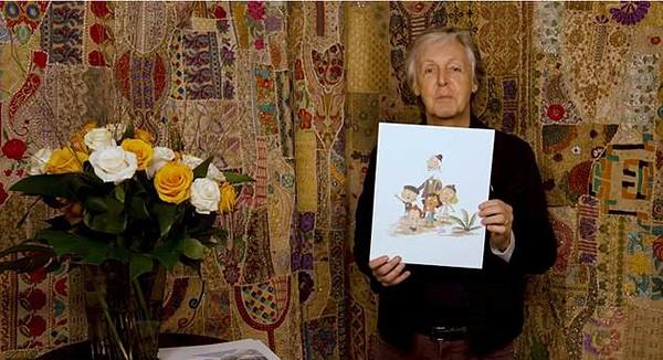 Paul McCartney (Foto: Reprodução / YouTube)