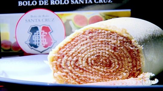 Santa Cruz inova na captação de recursos e vende bolo de rolo para construir CT