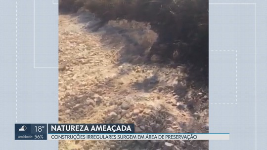Ocupações irregulares ameaçam área de preservação ambiental do Lago Norte