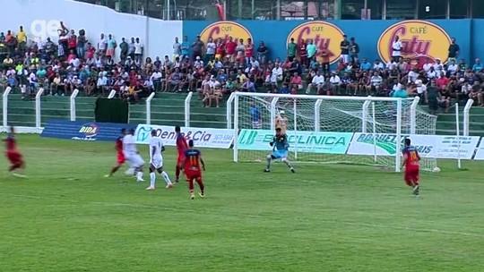Gama vence Paracatu e assume provisoriamente a ponta do Candangão