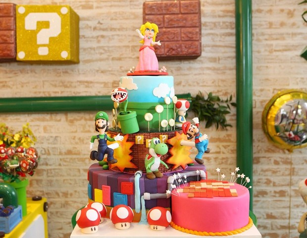 Festa Super Mario (Foto: Composé Co.)