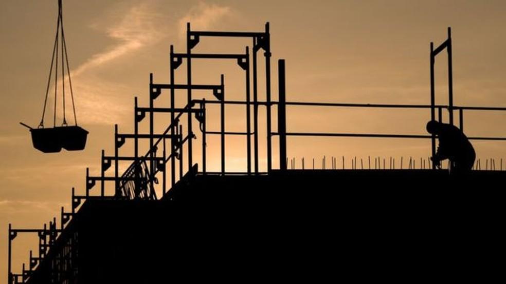 Incerteza em alta afeta desempenho dos investimentos — Foto: AFP