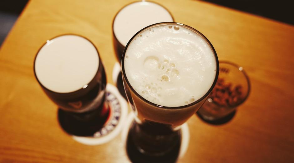 cerveja, copo (Foto: Reprodução/Pexels)