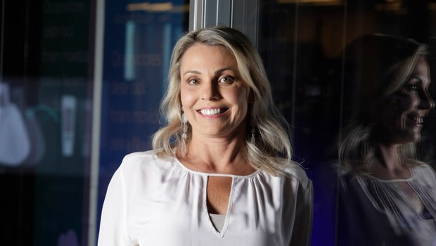Alessandra Karine, vice-presidente de marketing e operações da Microsoft Brasil (Foto: Divugação)
